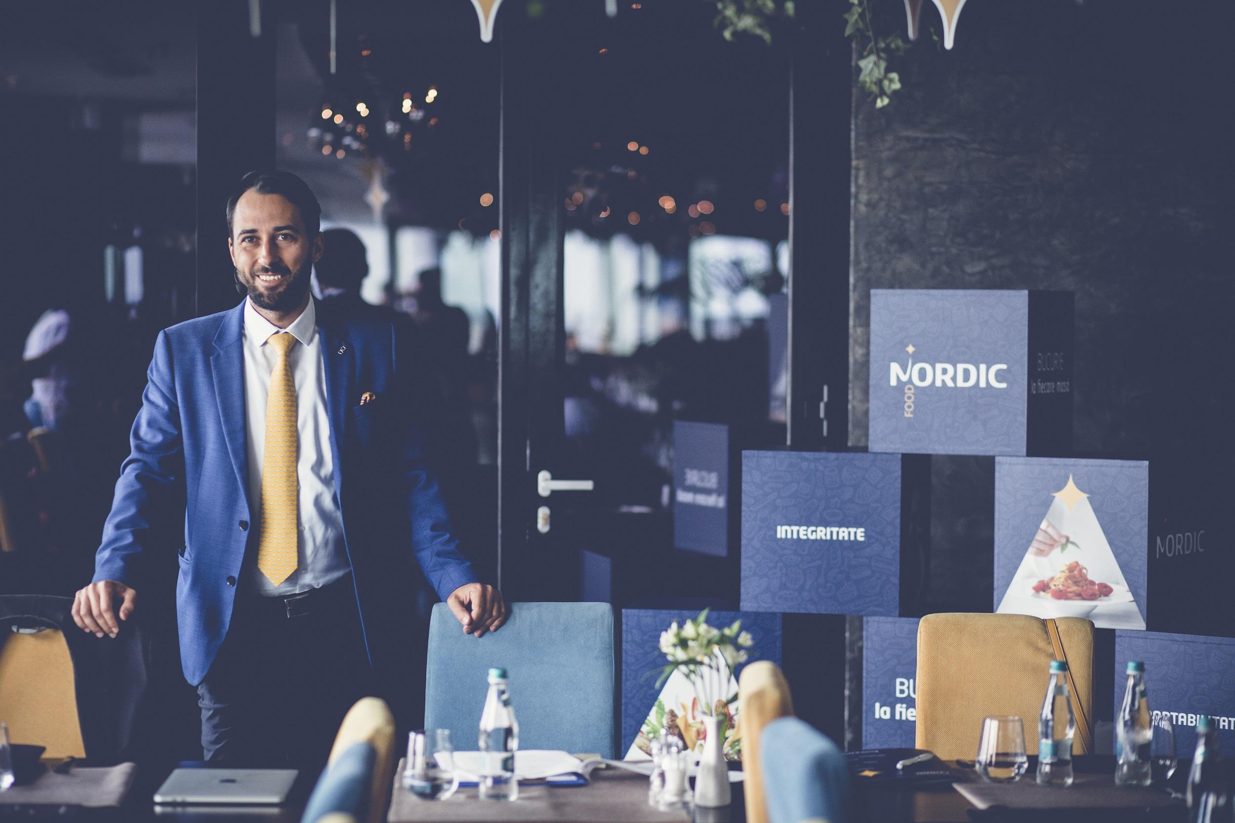 Familia Moldoveanu preia actionariatul Nordic Food si Nordic Logistic