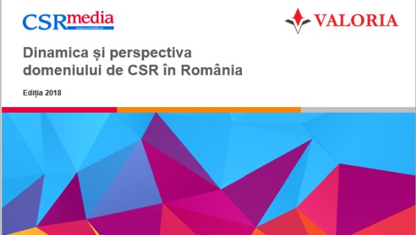 "Valoria survey: ""The engines"" of CSR slow down"