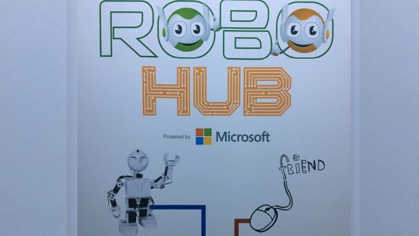 E-Civis Association, with Microsoft support, launches RoboHub for children from disadvantaged families in Bucharest