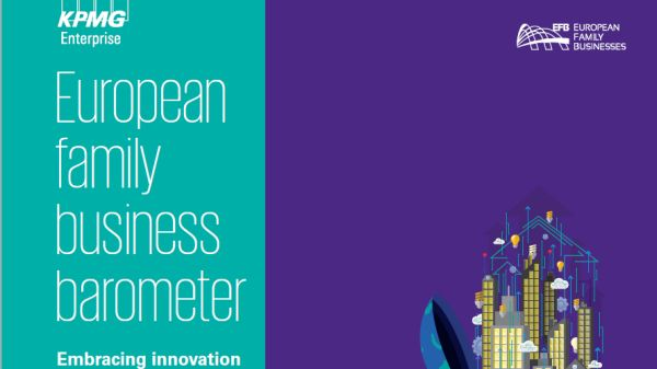 Innovation and attracting new talent top priorities for European family businesses: European Family Business Barometer 2018