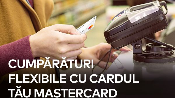 Premiere for food retail:  Mastercard and Carrefour Romania launches Mastercard - Payment in installments