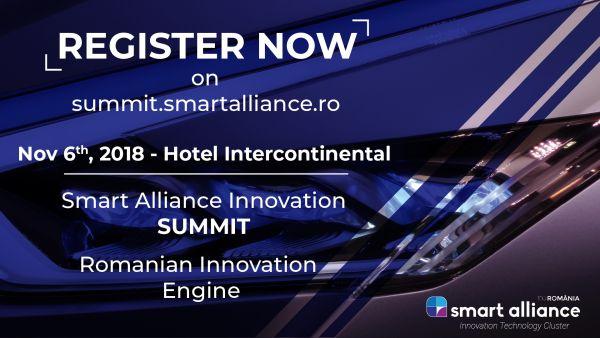 Editia a treia a Smart Alliance Innovation Summit se va desfasura sub conceptul de  Romanian Innovation Engine