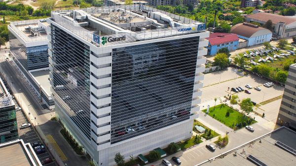 Novo Park business park extends the contract with Garanti Bank Romania by 2024