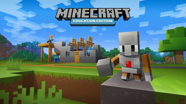 The Minecraft Education Platform inspires Romanian students to