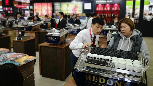 Hedone Cafe, the Romanian espresso maker, conquers the Asian market