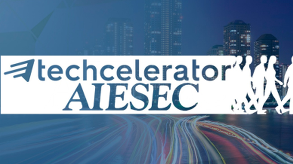 The first partnership in Romania between a youth association and an accelerator - AIESEC-Techcelerator