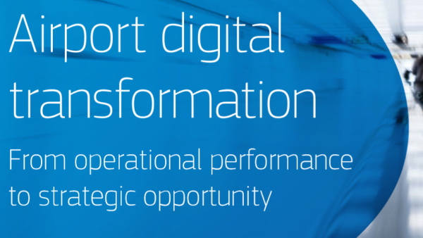 Amadeus - Airport 4.0 Study - Digital Airport Transformation