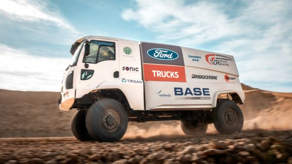 Ford Trucks will compete at the Dakar Rally, the world's most difficult off-road marathon