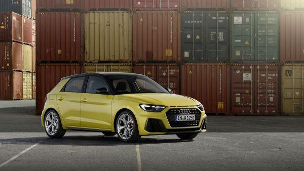 The new Audi A1 Sportback, urban, outstanding and easy to customize