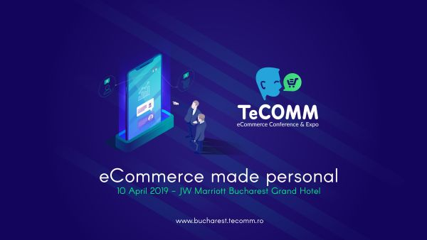 The new TeCOMM Bucharest edition was launched! Find out the latest news and confirmed speakers