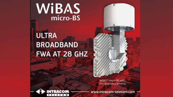 Intracom Telecom launches the new range of radio equipment (MW) for ultra broadband fixed access networks