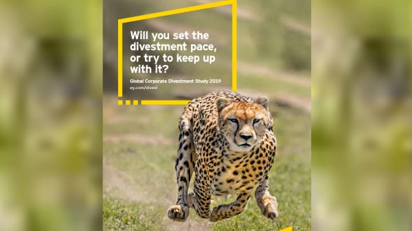 EY Study: The inputs on asset sales are approaching record levels