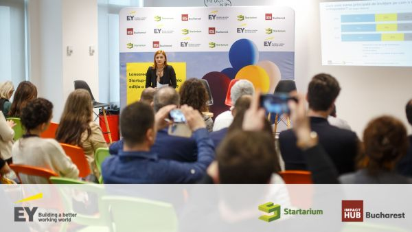 Mentality and fear of failure, the main obstacles for those who want to start a business in Romania