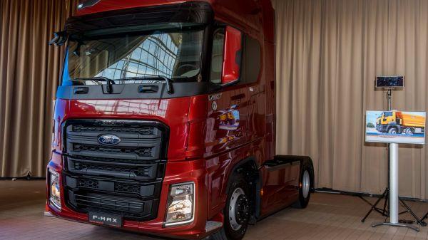 Ford Trucks livreaza primul F-max din Romania