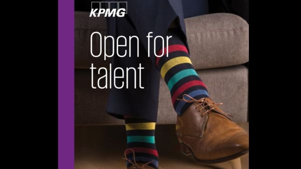 Open for Talent - the new employer brand campaign launched by KPMG in Romania