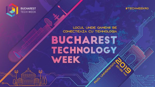 The Bucharest Tech Week Festival brings the technological innovations to the attention of the Romanians for the fourth consecutive year