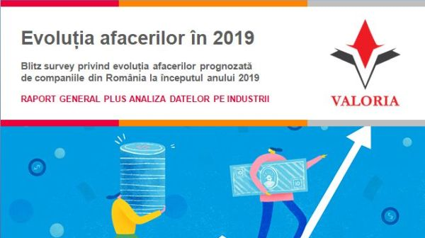 Comparative data 2017-2019 in the new edition of Valoria on Business Evolution