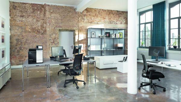Konica Minolta lanseaza noua gama de echipamente office - bizhub i-Series