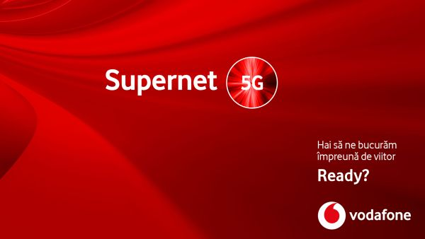 Vodafone switches on first 5G sites in Romania