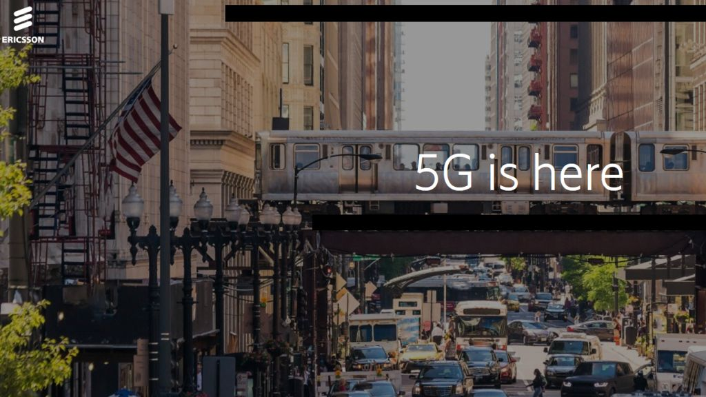 Ericsson Mobility Report: 5G assimilation faster than expected