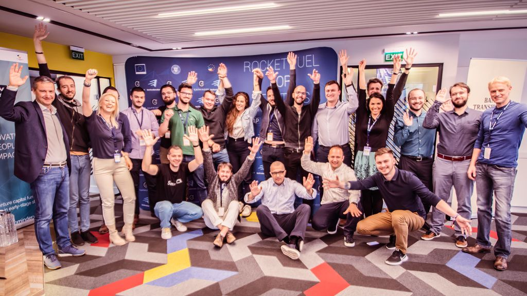 7 startups from the third Techcelerator program batch financed with € 350,000 by GapMinder