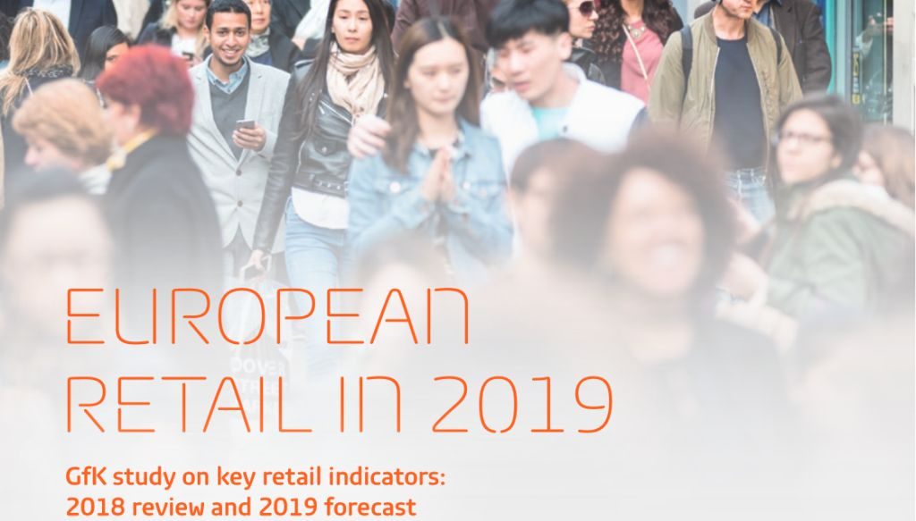 Retail stores in Europe: The largest increase in 2019 in Romania and Lithuania