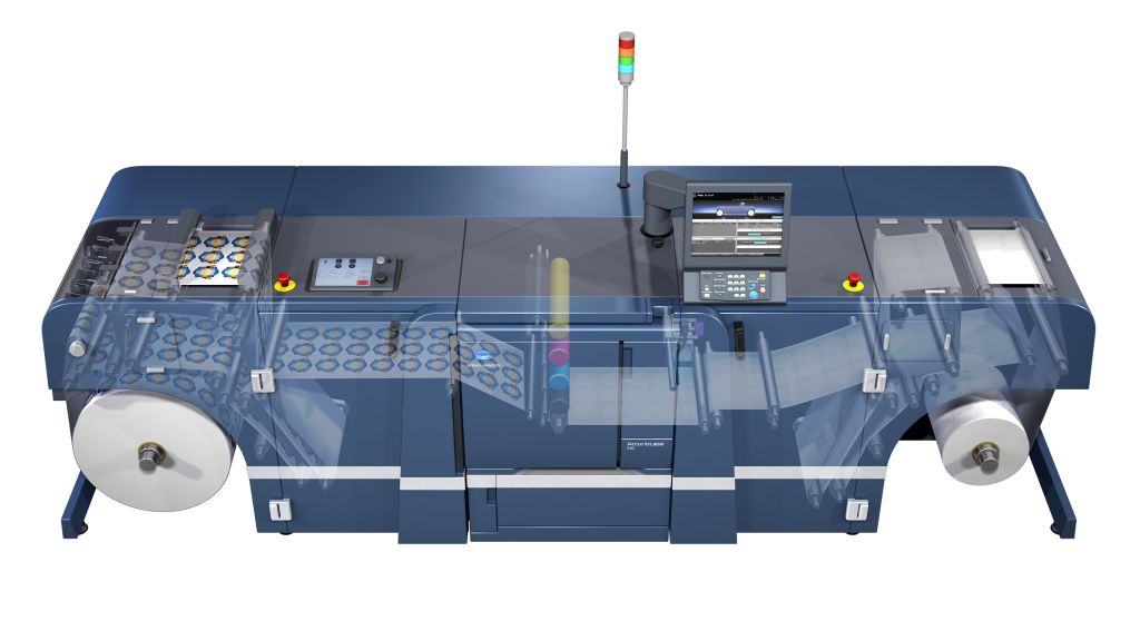 Konica Minolta Launches AccurioLabel 230 - the new digital lab manufacturing system