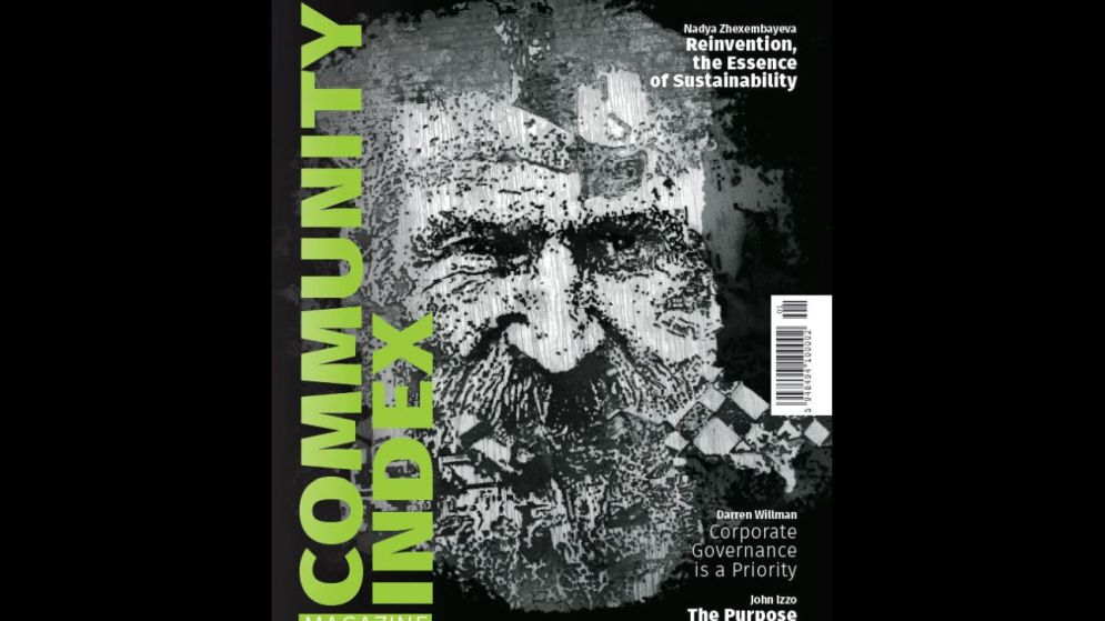 Community Index Magazine: The only bilingual magazine dedicated to the sustainability and strategic CSR in Romania