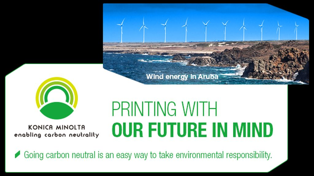 Konica Minolta marcheaza 4 ani de la debutul procesului de reducere a emisiilor de carbon, compensand peste 16 milioane de kilograme CO2 pana in prezent
