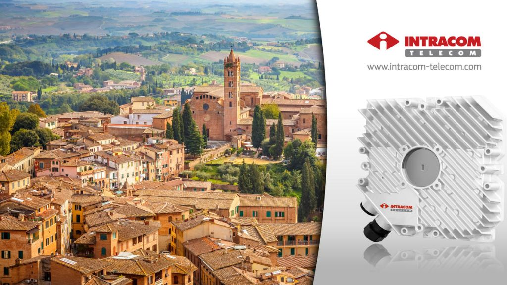 Intracom Telecom supplies its leading Fixed Wireless Access Solution to Open Fiber in Italy