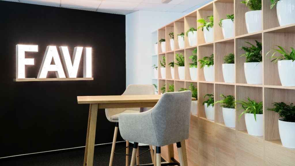 The online furniture search engine FAVI is launching its first television advertising campaign in Romania
