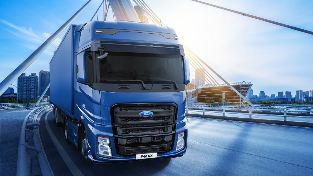 Ford Trucks signs an agreement with TIP Trailer Services for after-sales services in Western Europe