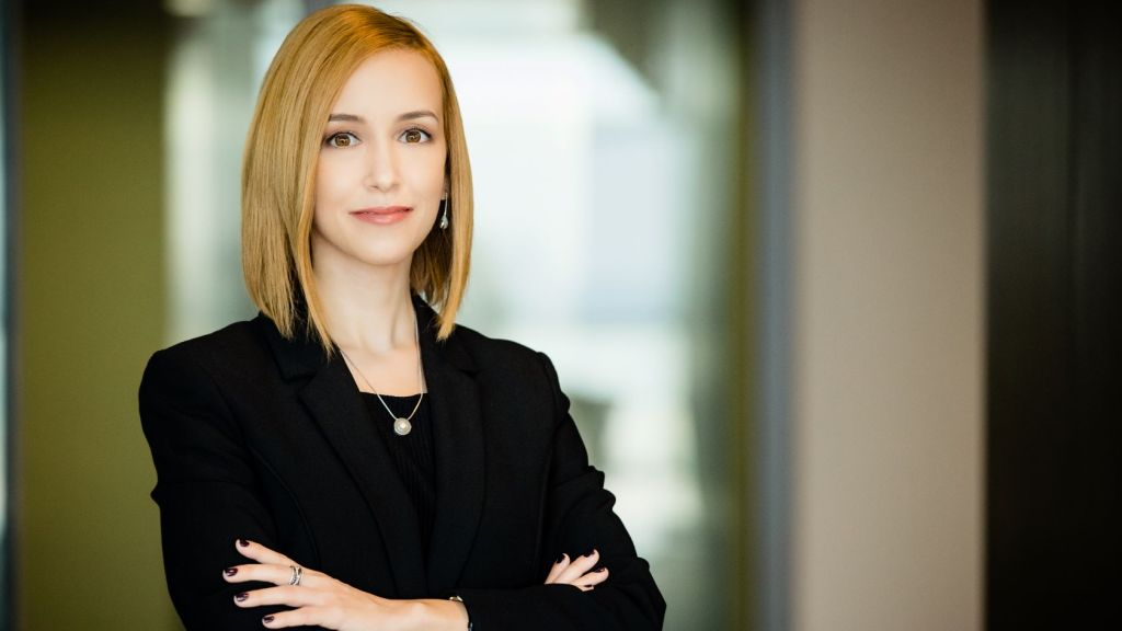 Alice Ivanovici becomes Partner within the Audit Department of EY Romania