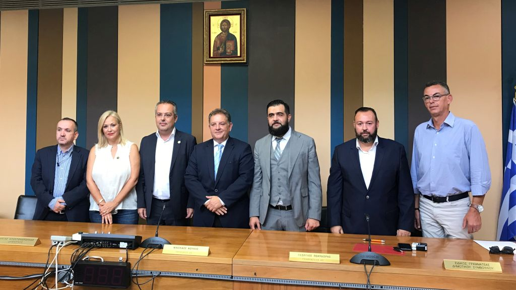Intracom Telecom Brightens the Municipality of Papagou-Holargos in Athens