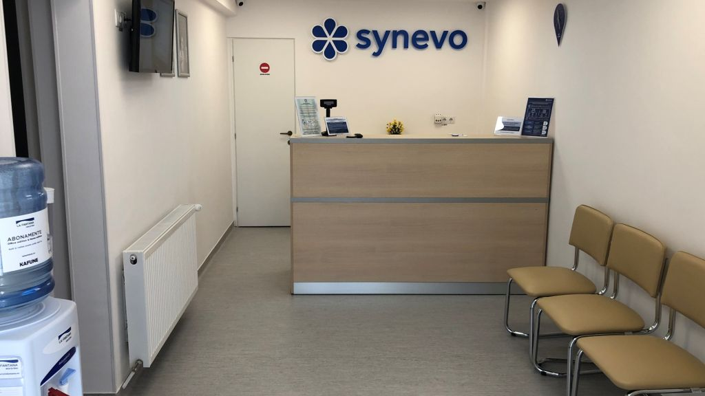 15 bleeding centers inaugurated by Synevo this year. Two consecutive launches in Cluj Napoca and Brasov