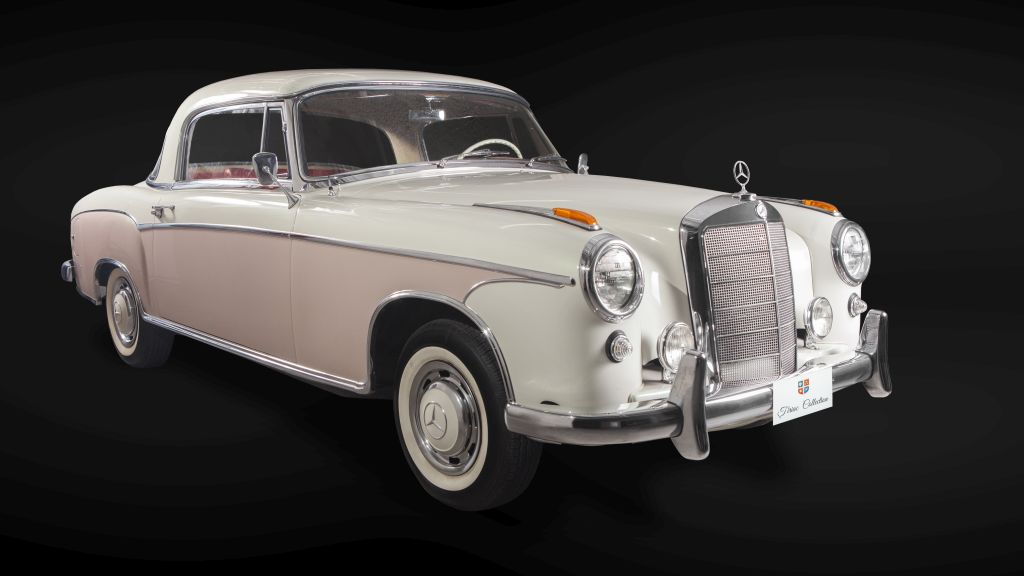 Tiriac Collection presents two exceptional historical specimens belonging to the Jaguar and Mercedes-Benz brands, within the Bucharest Auto Show and Accessories 2019