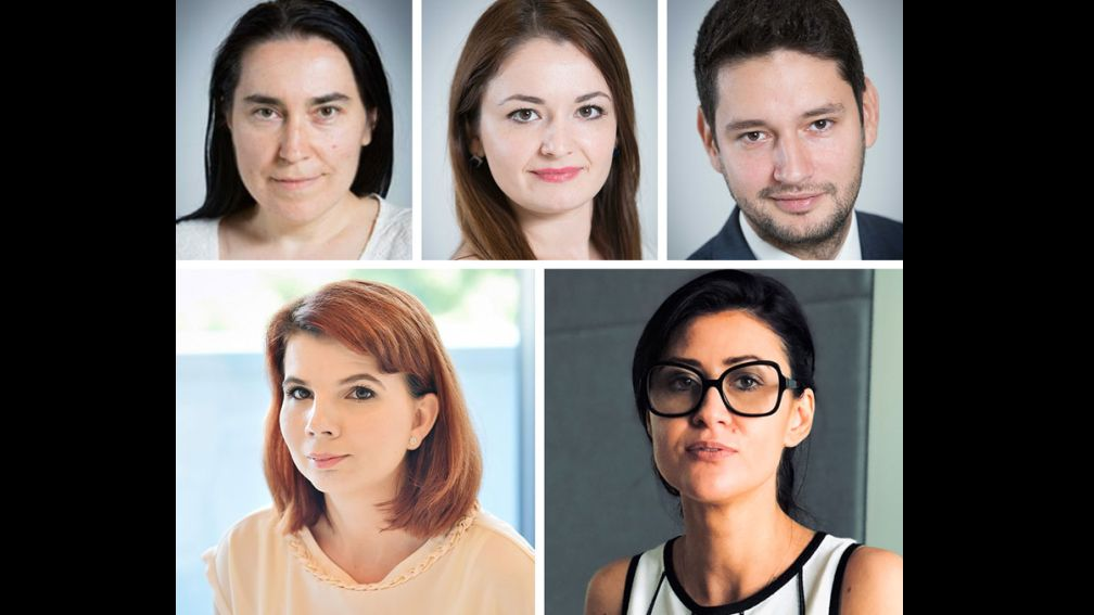 Deloitte Romania strengthens its management team by promoting five senior managers to directors