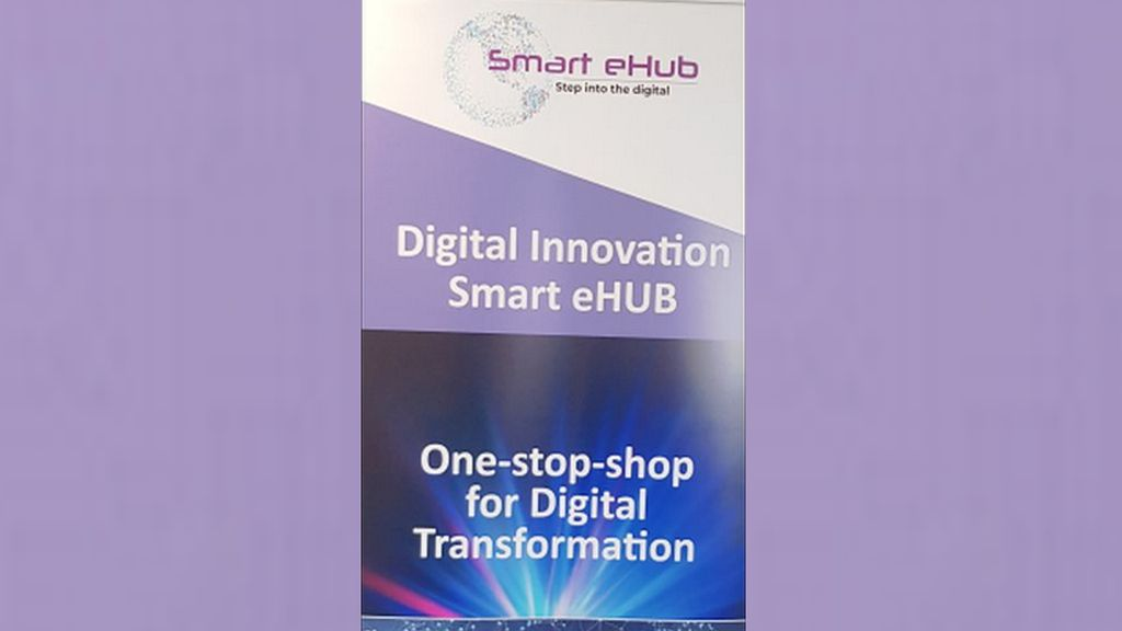 Smart eHub Digital Innovation Center, an ally in accelerating the digitization of Romanian companies