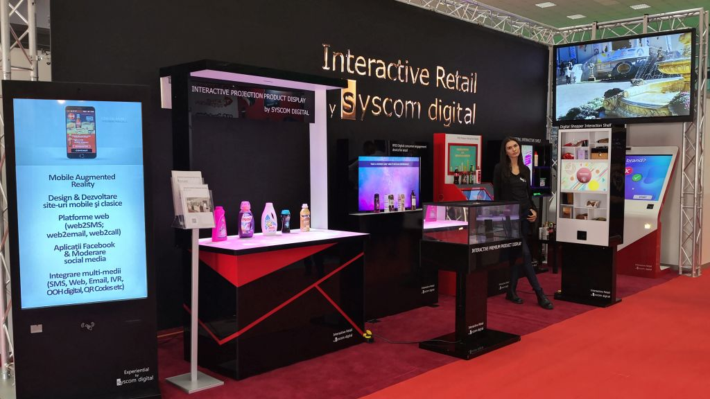 Syscom Digital is currently offering retail solutions for the future