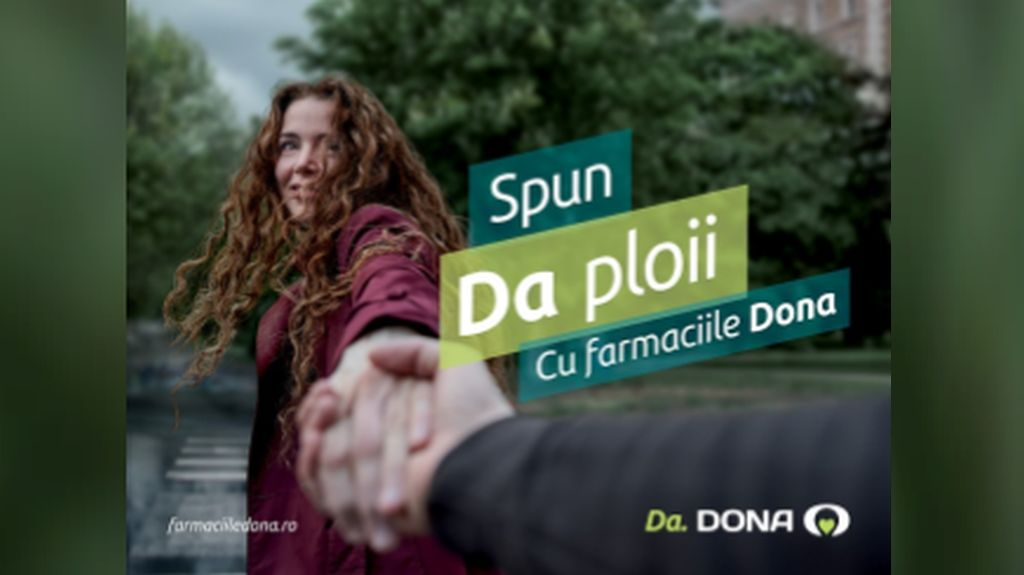 "Dona Pharmacies welcomes its patients this autumn with a new message: Yes. DONA ""- part of the newest communication campaign"