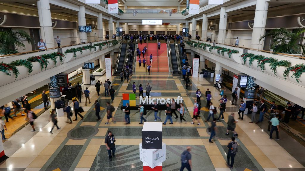 Microsoft Ignite 2019: Smart solutions and secure services for companies