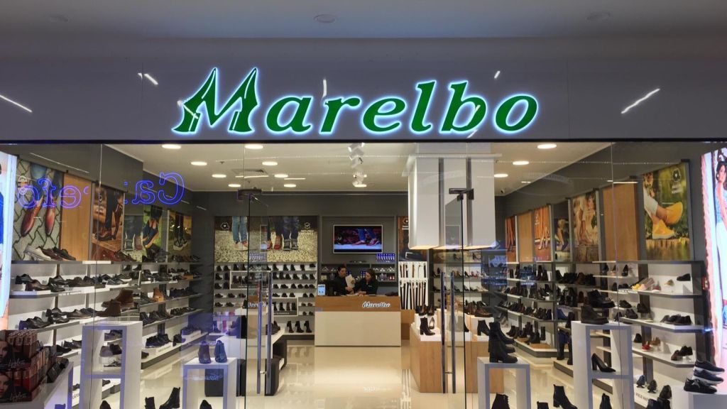 A new Marelbo store, in the Bucharest district of Colentina