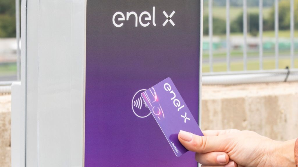 Enel X becomes the sponsor of ETCR, the first competition dedicated to electric cars