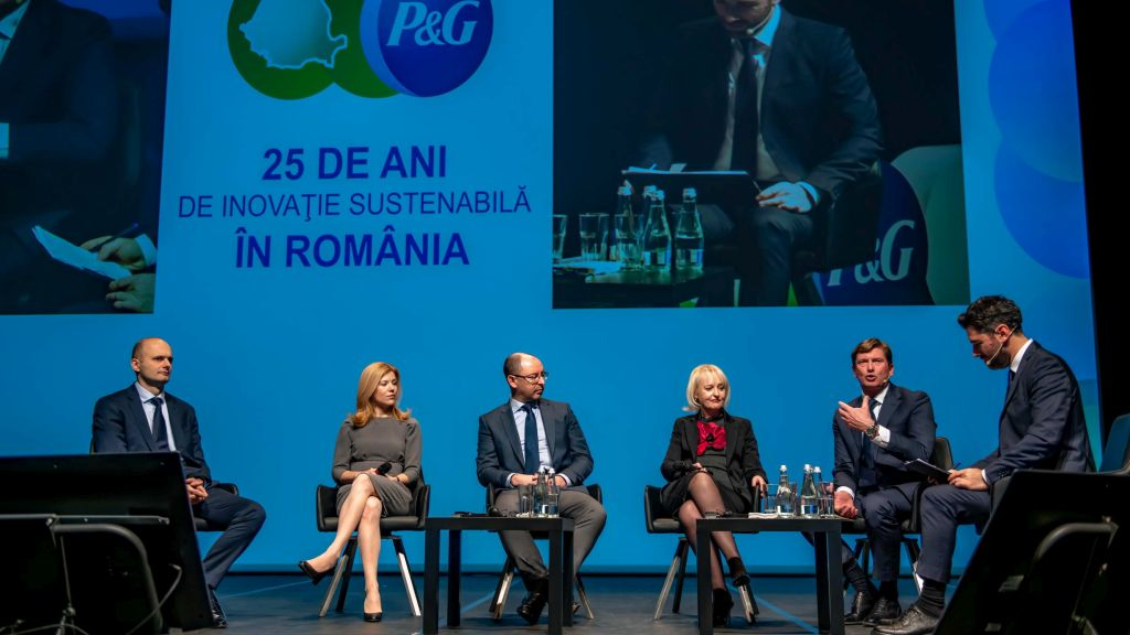 P&G Romania, 25 years of sustainable innovation