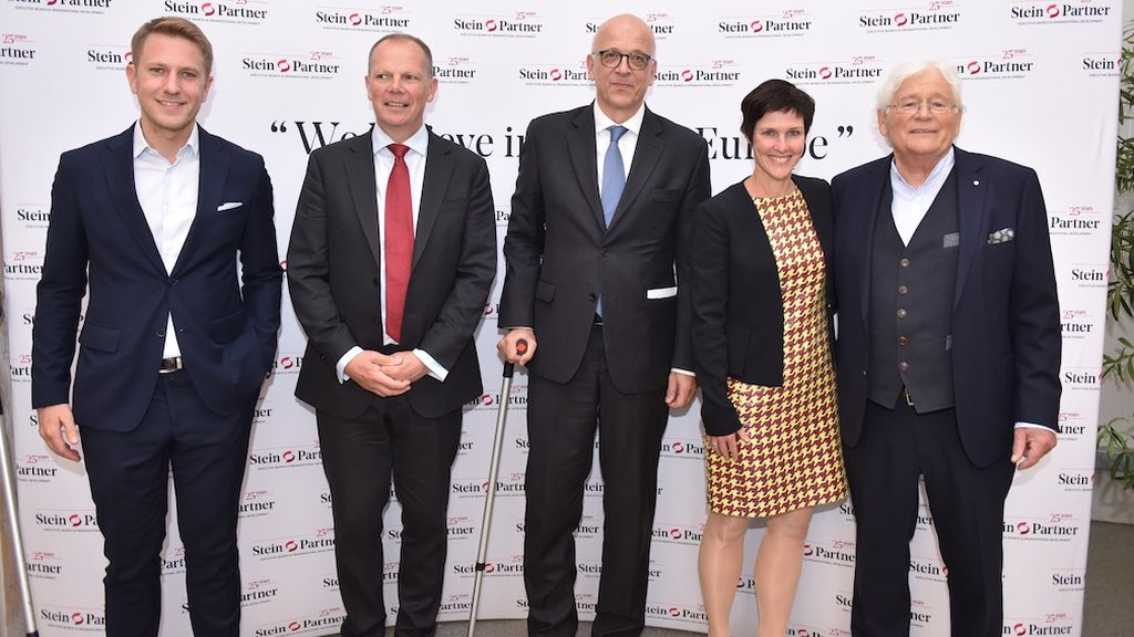 Stein & Partner anunta parteneriatul cu reteaua globala Signium