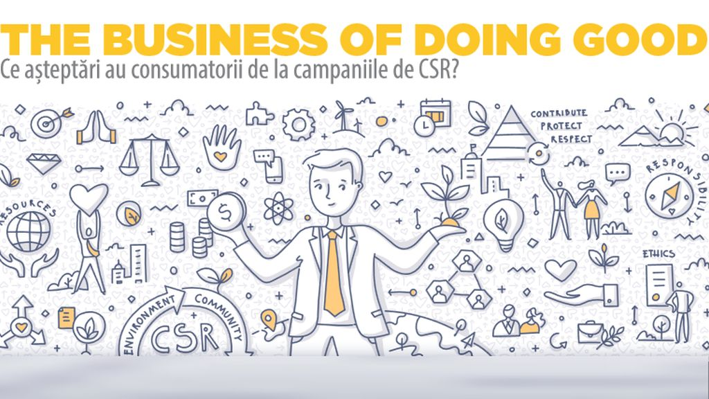 Golin & iSense Solutions: How much does corporate social responsibility matter for Romanian consumers?