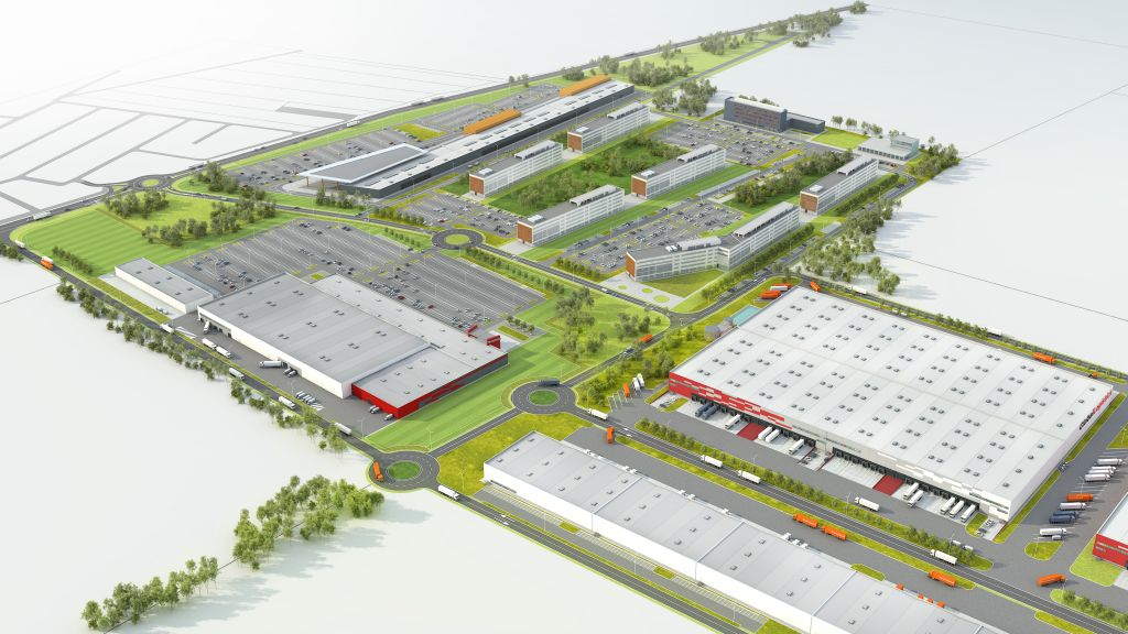 Globalworth begins construction of Constanta Business Park, the largest mixed-use park in Romania