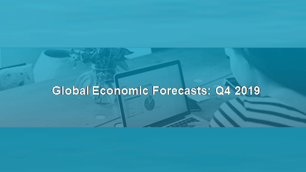 Global Economic Forecasts: Q4 2019