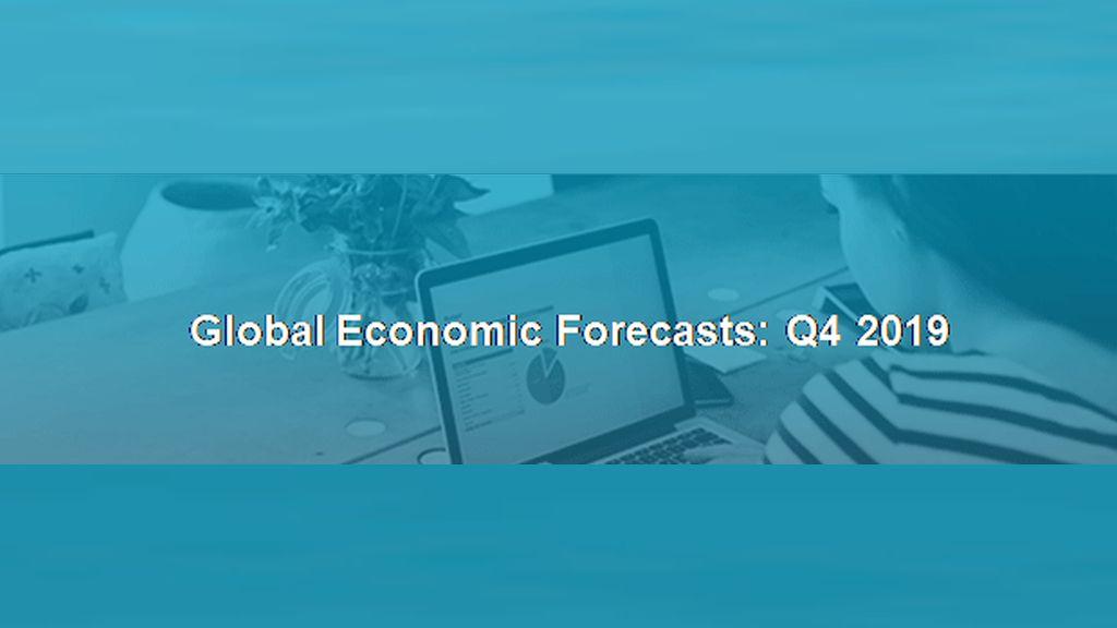 Global Economic Forecasts: Q4 2019