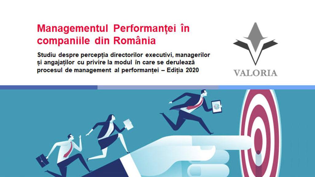 23% dintre manageri spun ca procesul de managementul peformatei din compania lor este extrem de ineficient